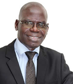 Albert Richards Otete, Board Member - Finance Trust Bank