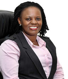 Anne Nakawunde Mulindwa, Managing Director - Finance Trust Bank