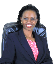 Annette Kiggundu, Executive Director - Finance Trust Bank