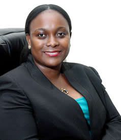 Namata Christine, Head of Finance - Finance Trust Bank