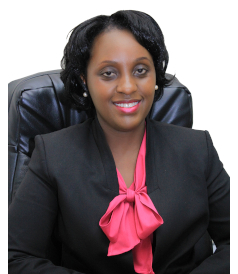 Patricia Kemirembe Katende, Company Secretary & Head Legal Services - Finance Trust Bank