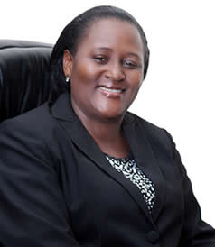 Rachael Nantongo, Head of Banking Operations - Finance Trust Bank
