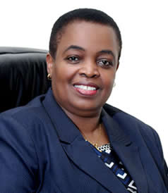 Stella Naigulu, Head of Human Resource - Finance Trust Bank