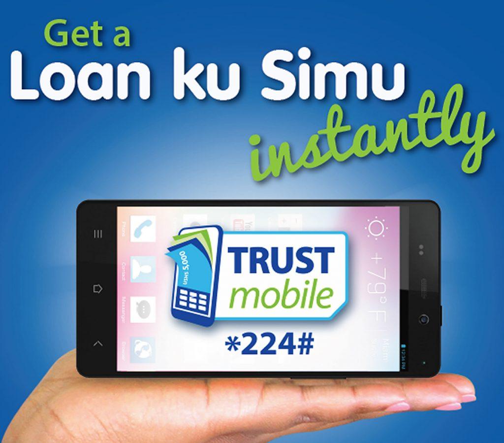 trust mobile loan