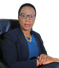 Dr. Evelyn Kigozi Kahiigi, Board Chairperson - Finance Trust Bank